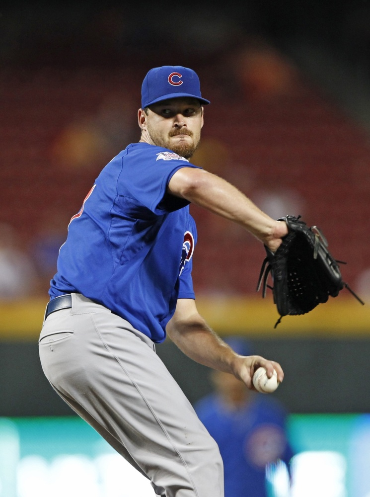 On Potentially Retaining Travis Wood 2-13-2017