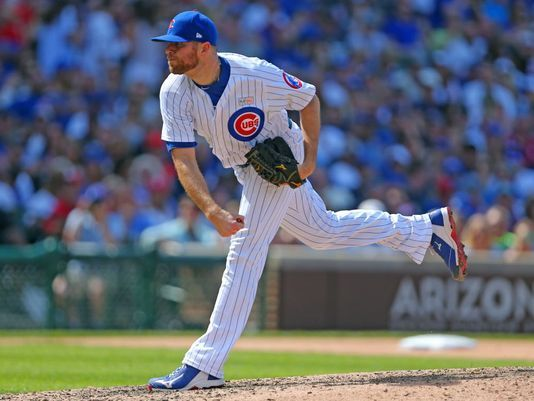 Trading Out: Wade Davis 7-11-2017