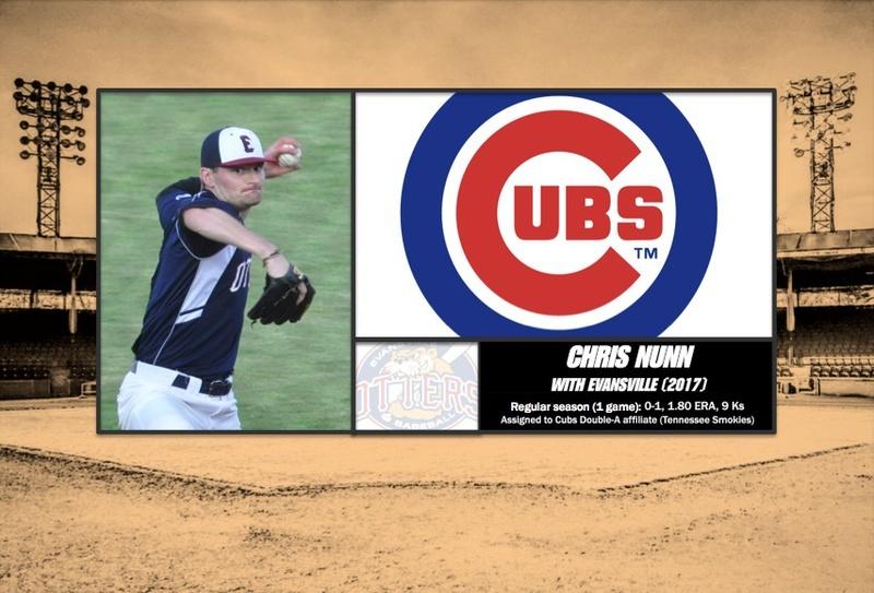 The Cubs Sign Chris Nunn 8-17-2017
