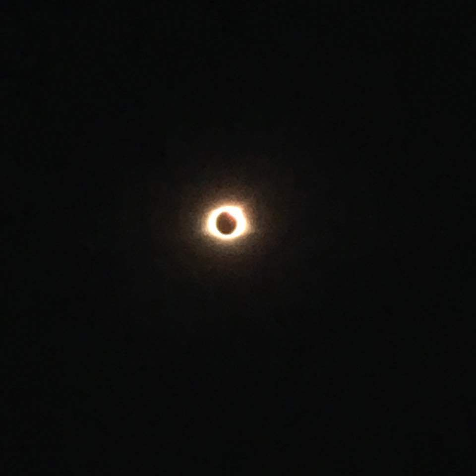 Eclipse Baseball 8-21-2017