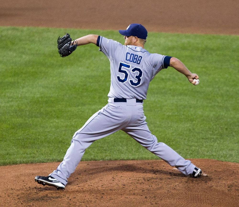 Why The Cubs Want Alex Cobb? 9-26-2017