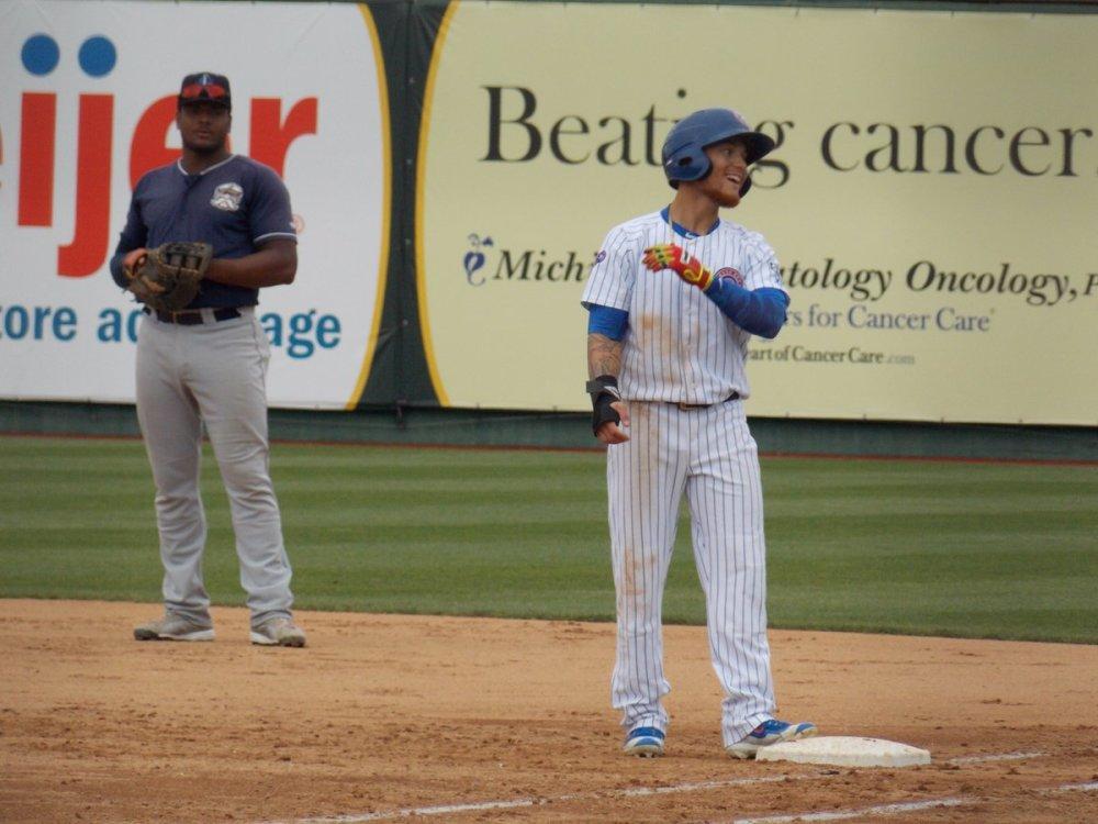 Cubs Prospect Profile- D J Wilson 12-1-2017