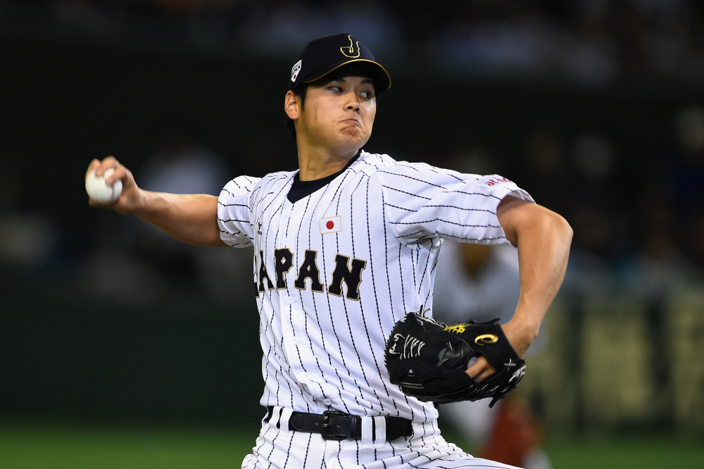Ohtani To Sign With The Angels 12-8-2017