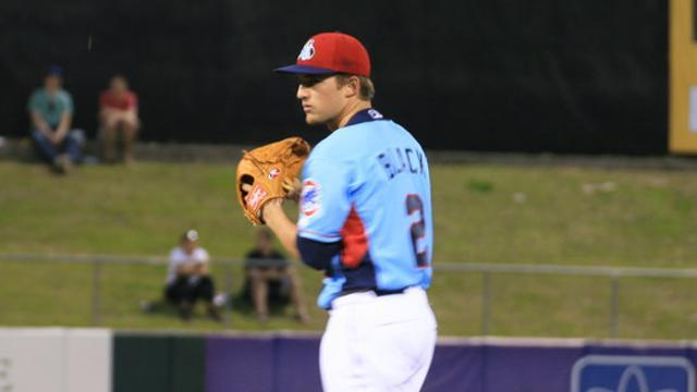 Cubs Prospect Profile- Corey Black 1-8-2018
