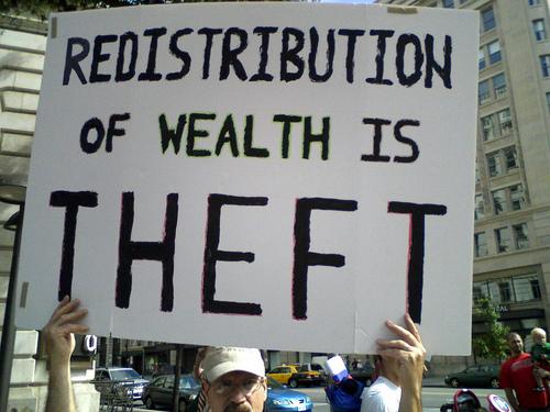 Wealth Redistribution