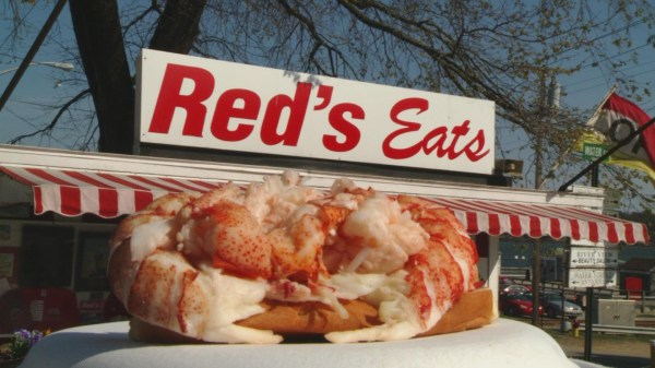 photo from Red's Eats website