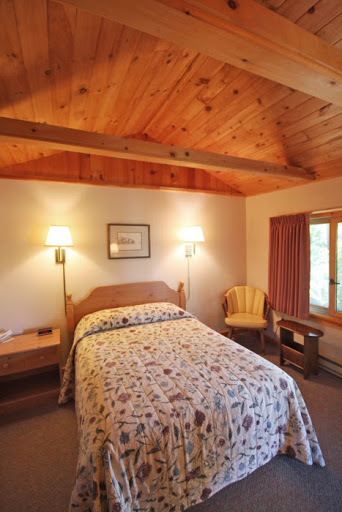 Wiscasset Woods lets you keep your bicycle with you in our bicycle friendly rooms