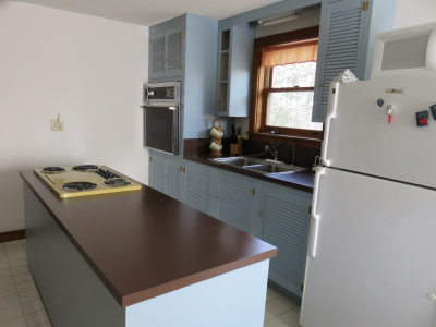 Our vacation rental has a full kitchen, save money by cooking your own food on vacation