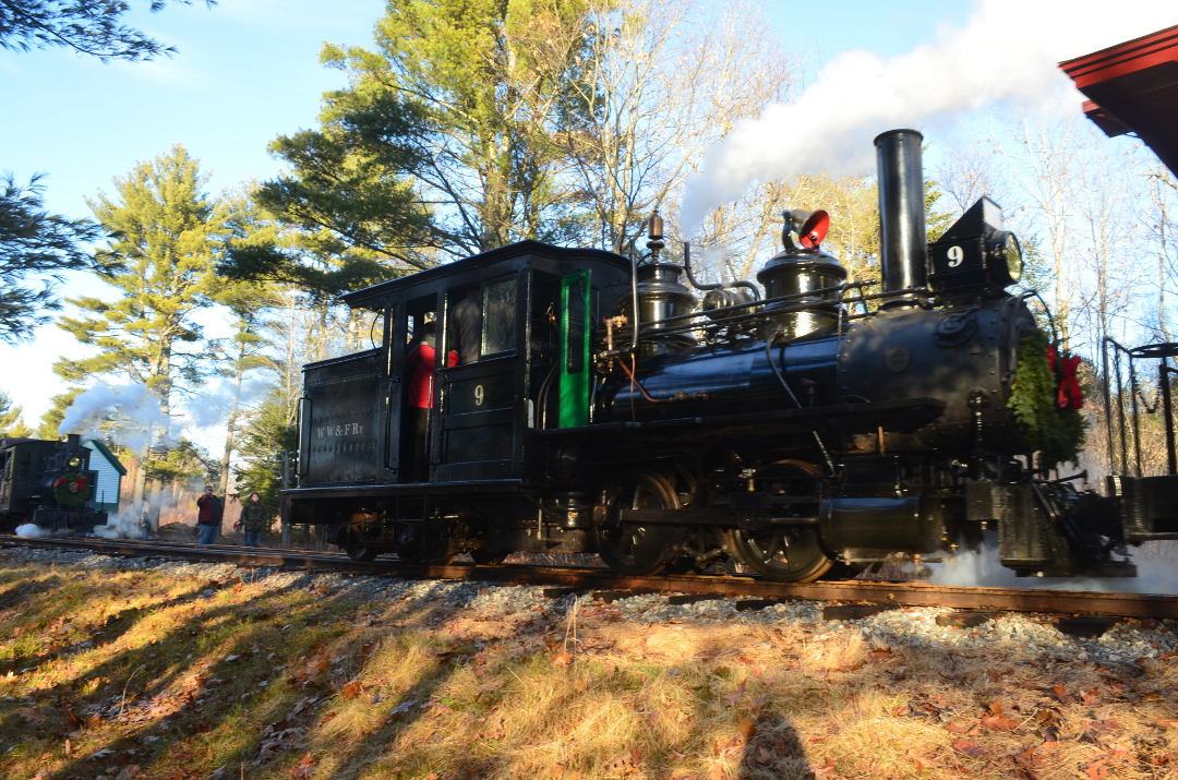2018 Events at the Wiscasset Waterville & Farmington Railway
