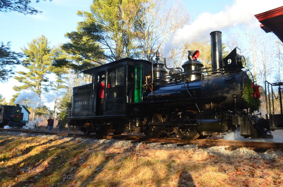 WWF Railway Easter Eggspress