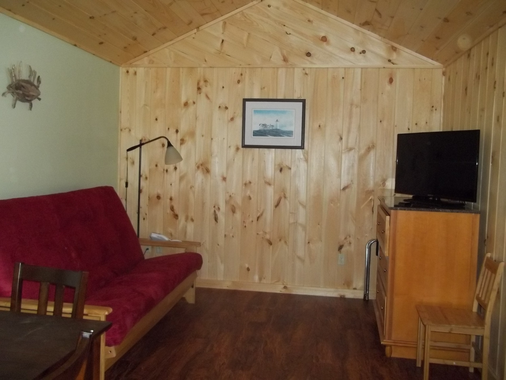 Frontroom in Cottage Suite