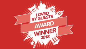 "Wiscasset Woods Receives ""Loved By Guests"" Award"