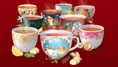 Campanie Un ceai pentru fiecare
