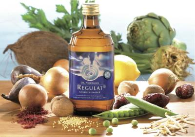 Regulat, ingrediente organice