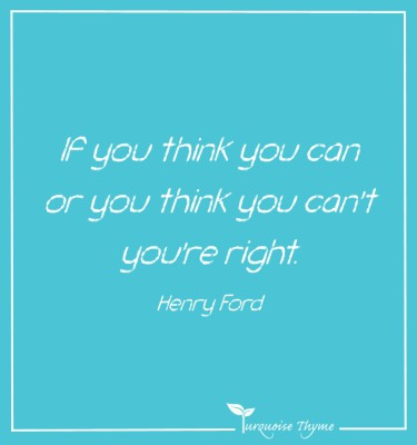 Think you can quote - is fear of success holding you back Leadership Development Personal Success