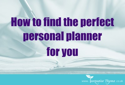 How to find the perfect personal planner, leadership coaching, planned and seriously productive