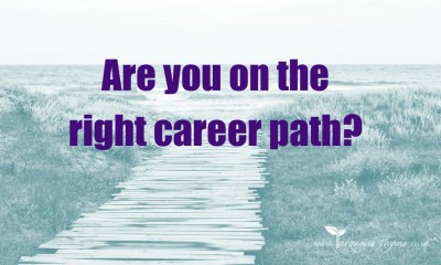 Are you on the right career path.  Coaching. Turquoise Thyme.  Career Coaching.  Leadership Coaching