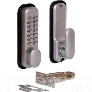 Push Button Access Control