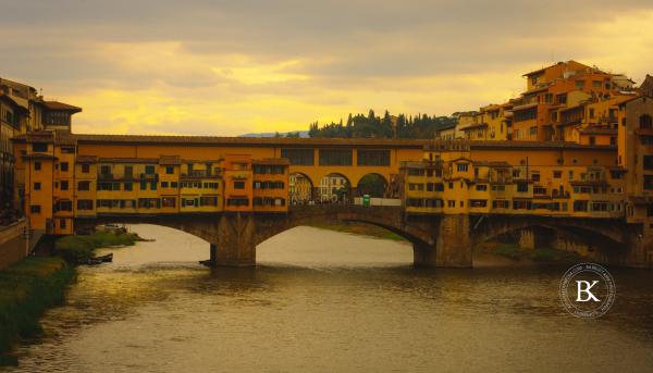 Florence's Ponte Vecchio
