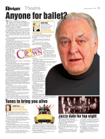 The review in the Romford Recorder