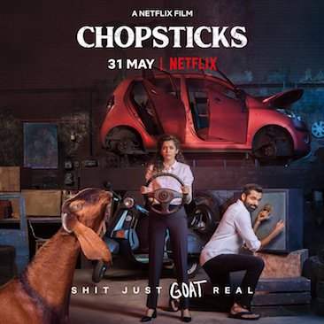 One Movie Punch - Episode 587 - Chopsticks (2019)