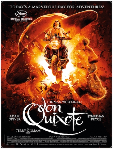 Episode 523 - The Man Who Killed Don Quixote (2018)