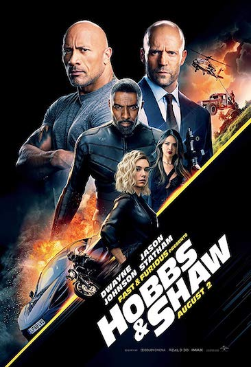 Episode 554 - Fast & Furious Presents: Hobbs & Shaw (2019)
