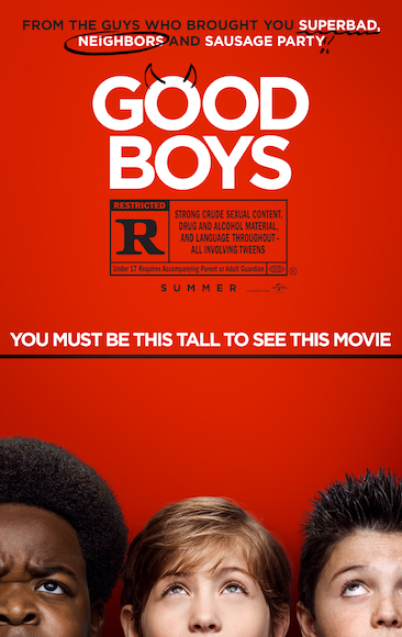 Episode 575 - Good Boys (2019)