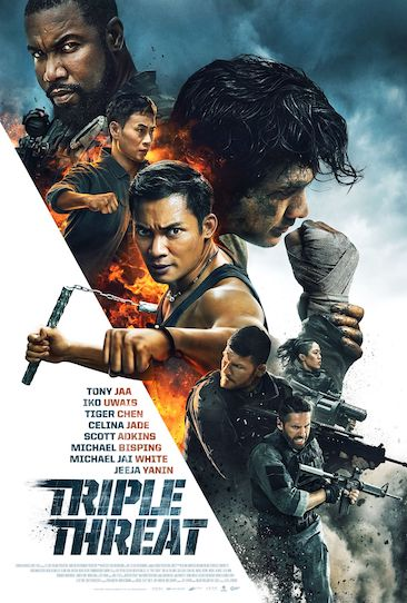 One Movie Punch - Episode 528 - Triple Threat (2019)