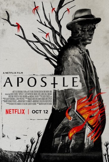 Episode 581 - Apostle (2018)