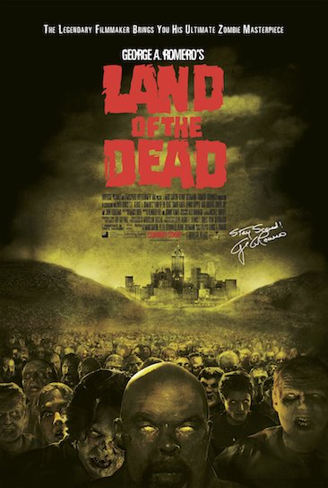 Episode 462 - Land of the Dead (2005)
