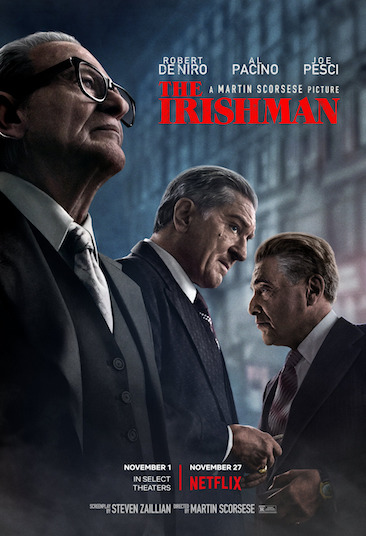 Episode 658 - The Irishman (2019)