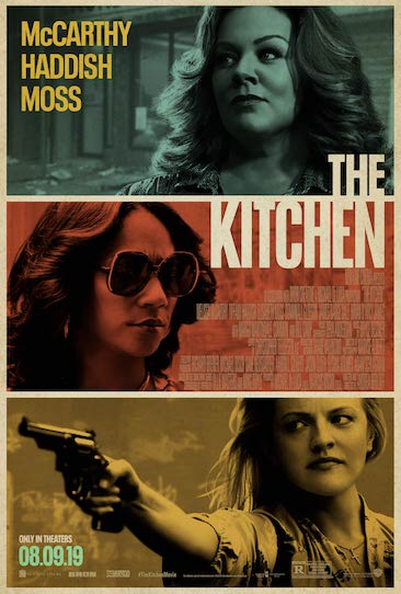 One Movie Punch - Episode 561 - The Kitchen (2019)