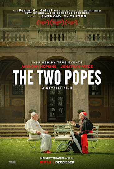 One Movie Punch - Episode 689 - The Two Popes (2019)