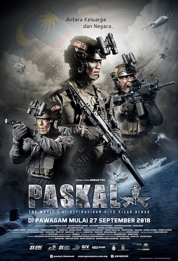 One Movie Punch - Episode 483 - Paskal (2018)