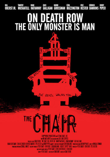 "Patreon Episode 005 - ""The Chair"" (2016) Interview (Part 2)"