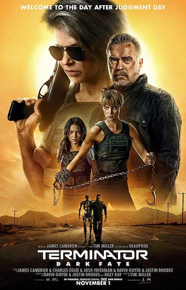 Episode 645 - Terminator: Dark Fate (2019)