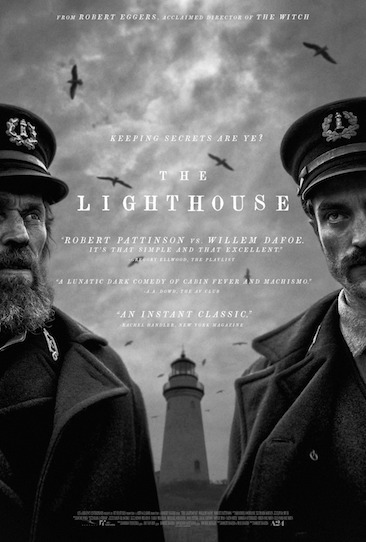 One Movie Punch - Episode 660 - The Lighthouse (2019)