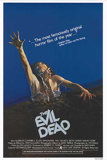 Episode 555 - The Evil Dead (1981)