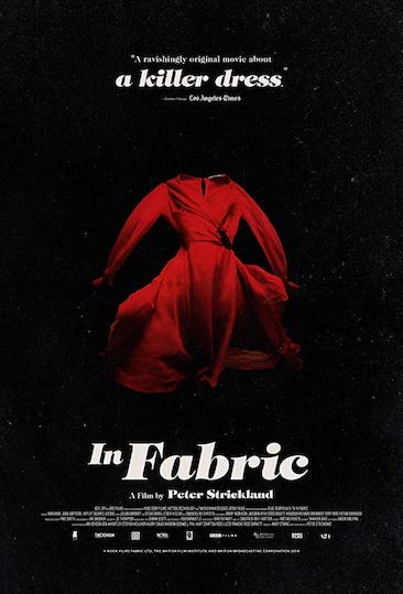 Episode 674 - In Fabric (2018)