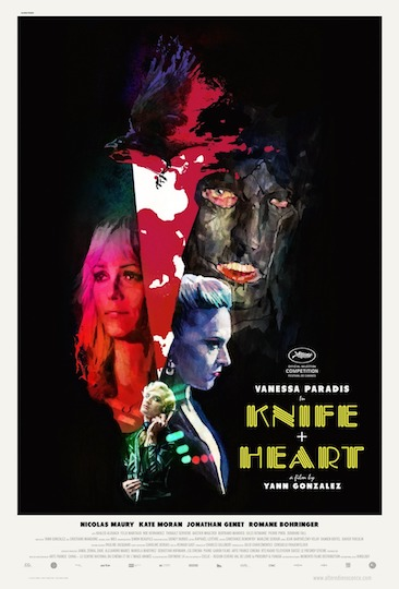 Episode 542 - Knife + Heart (2018)
