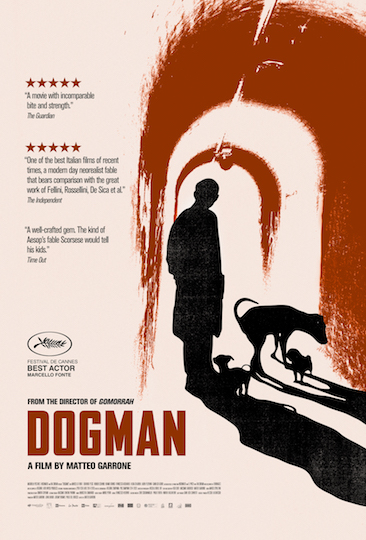 Episode 565 - Dogman (2018)