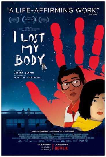 Episode 646 - I Lost My Body (2019)