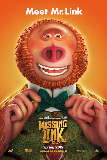 One Movie Punch - Episode 683 - Missing Link (2019)