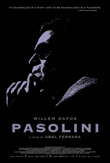 Episode 671 - Pasolini (2014)