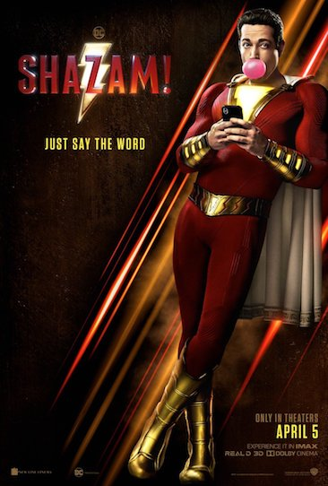 One Movie Punch - Episode 455 - Shazam! (2019)