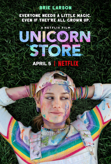 Episode 481 - Unicorn Store (2017)