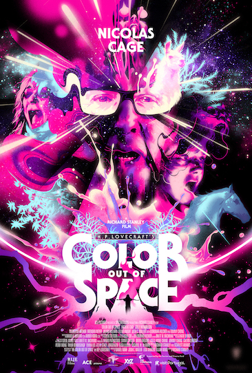 One Movie Punch - Episode 695 - Color Out Of Space (2019)