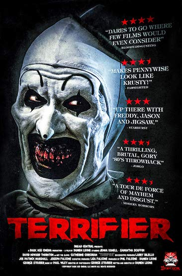 Episode 606 - The Terrifier (2016)
