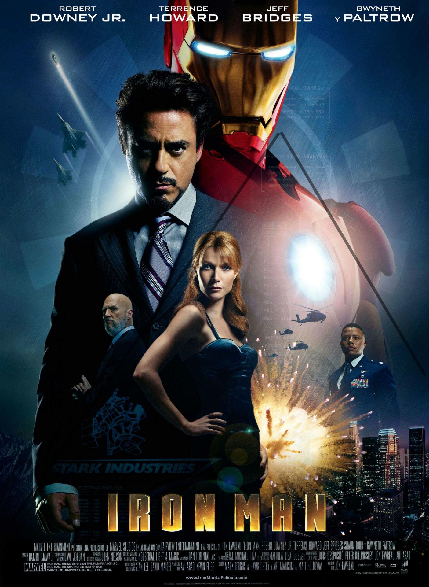 Episode 001 - Iron Man (2008)